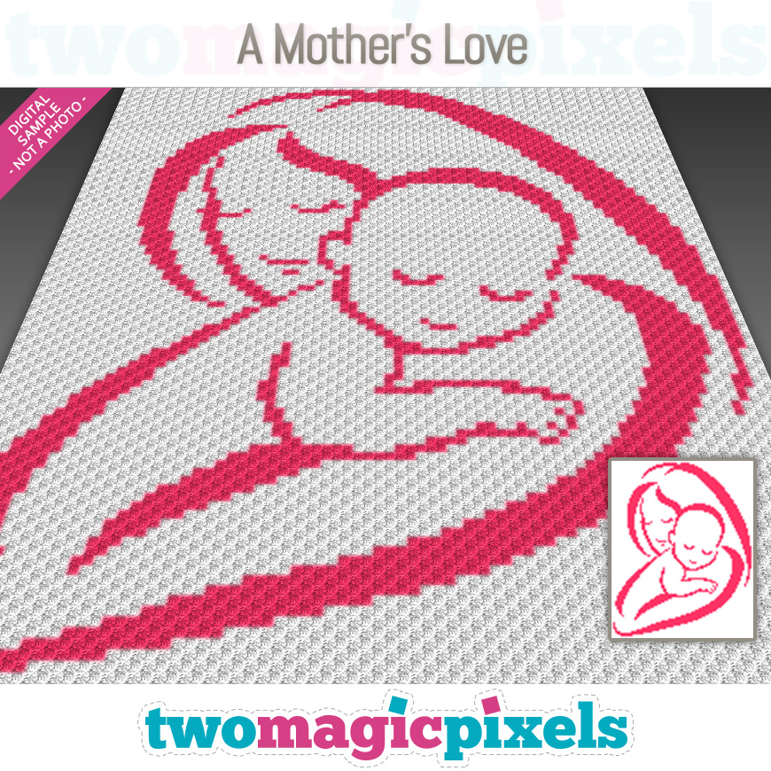 A Mother's Love by Two Magic Pixels
