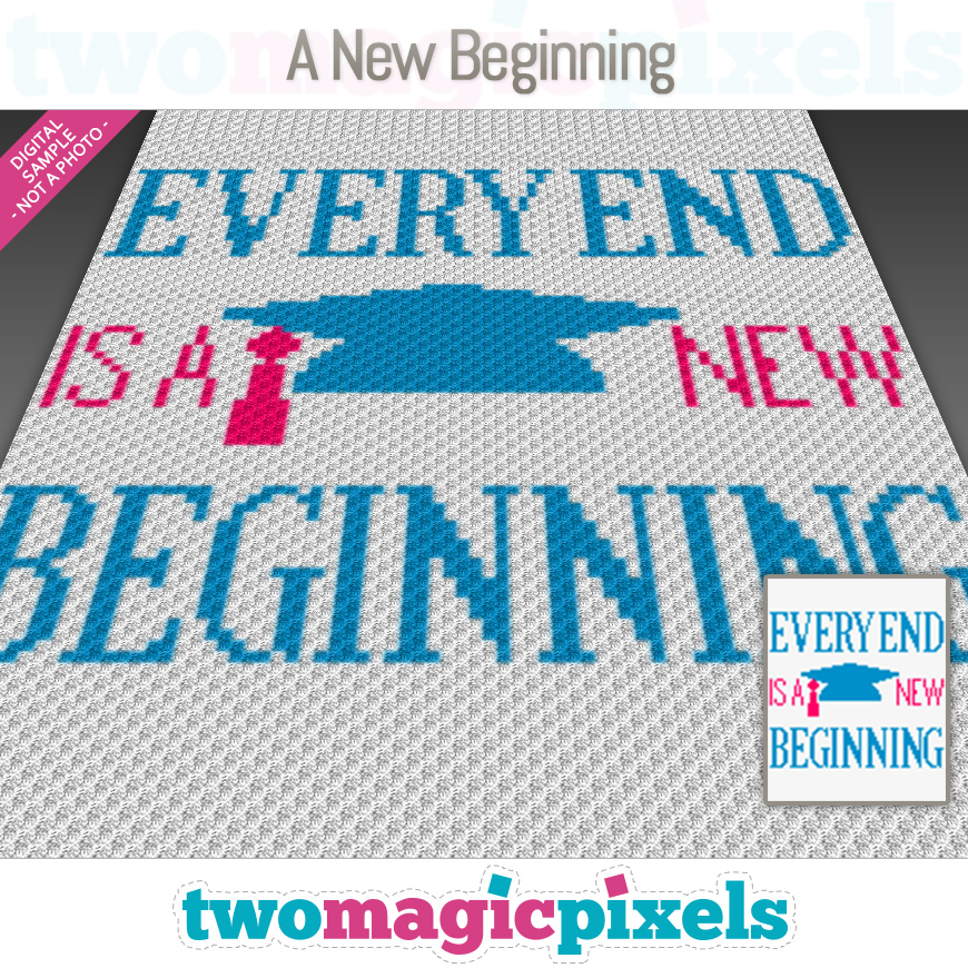 A New Beginning by Two Magic Pixels