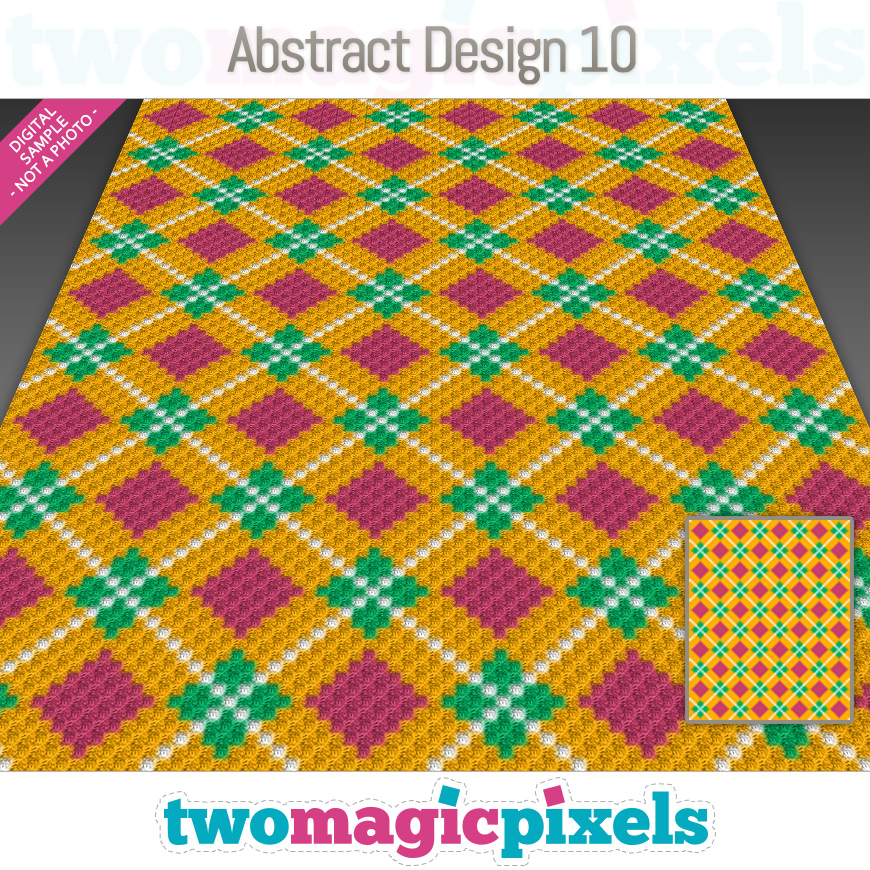 Abstract Design 10 by Two Magic Pixels