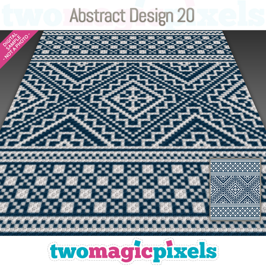 Abstract Design 20 by Two Magic Pixels