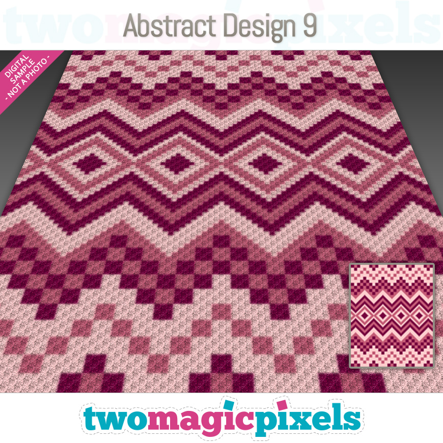 Abstract Design 9 by Two Magic Pixels