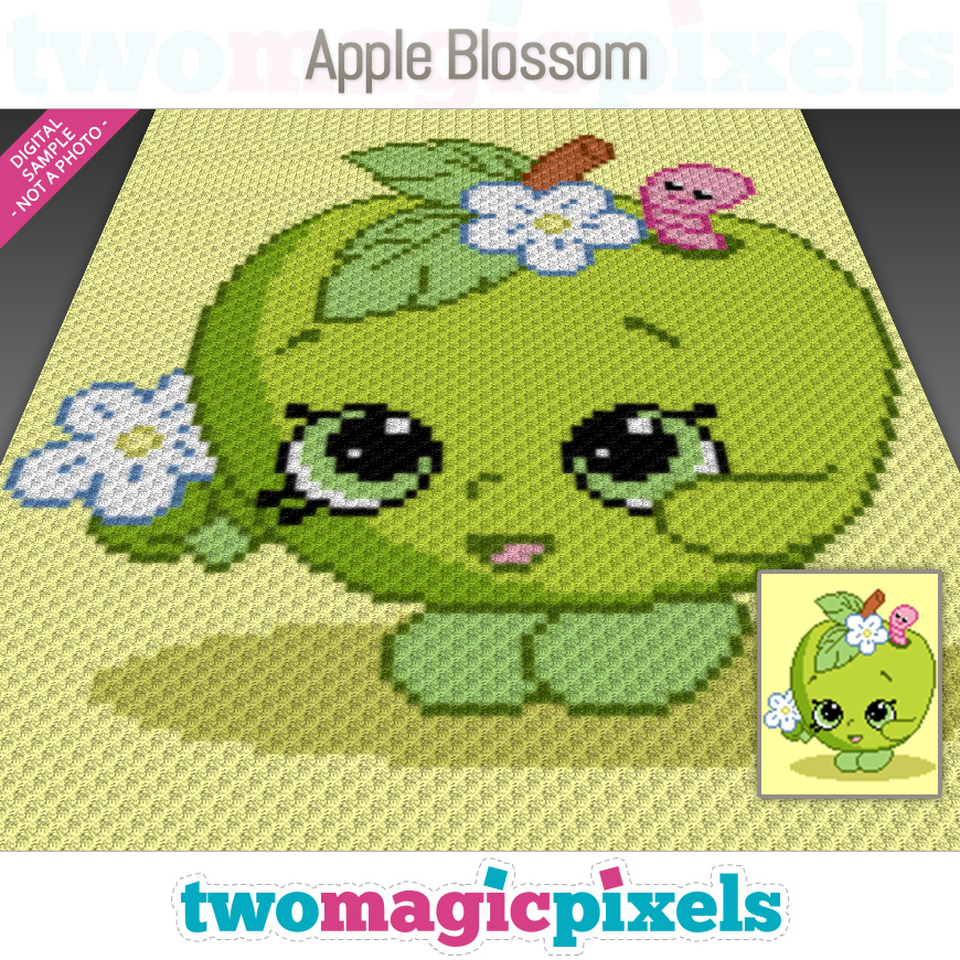 Apple Blossom by Two Magic Pixels