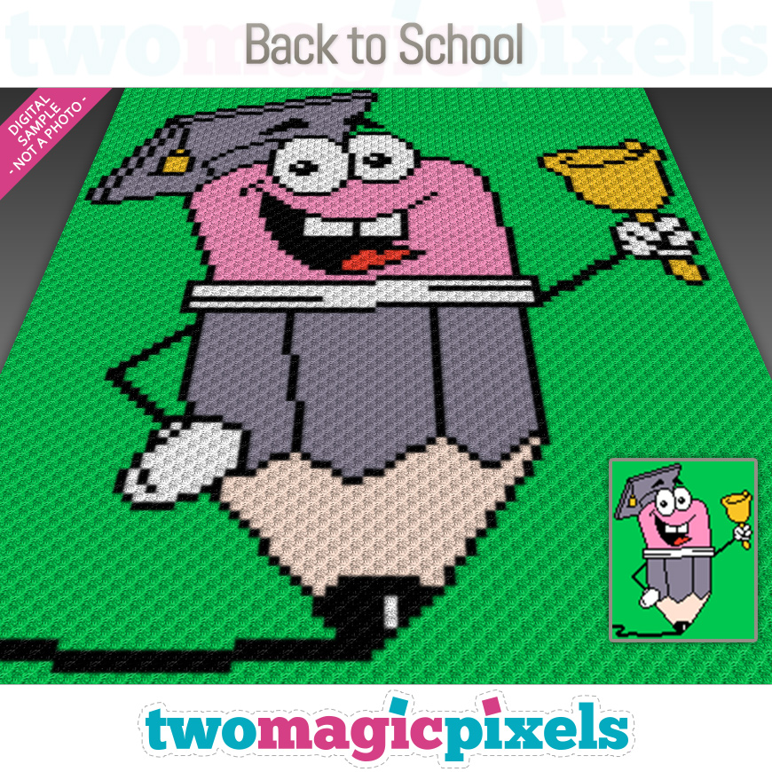 Back to School by Two Magic Pixels