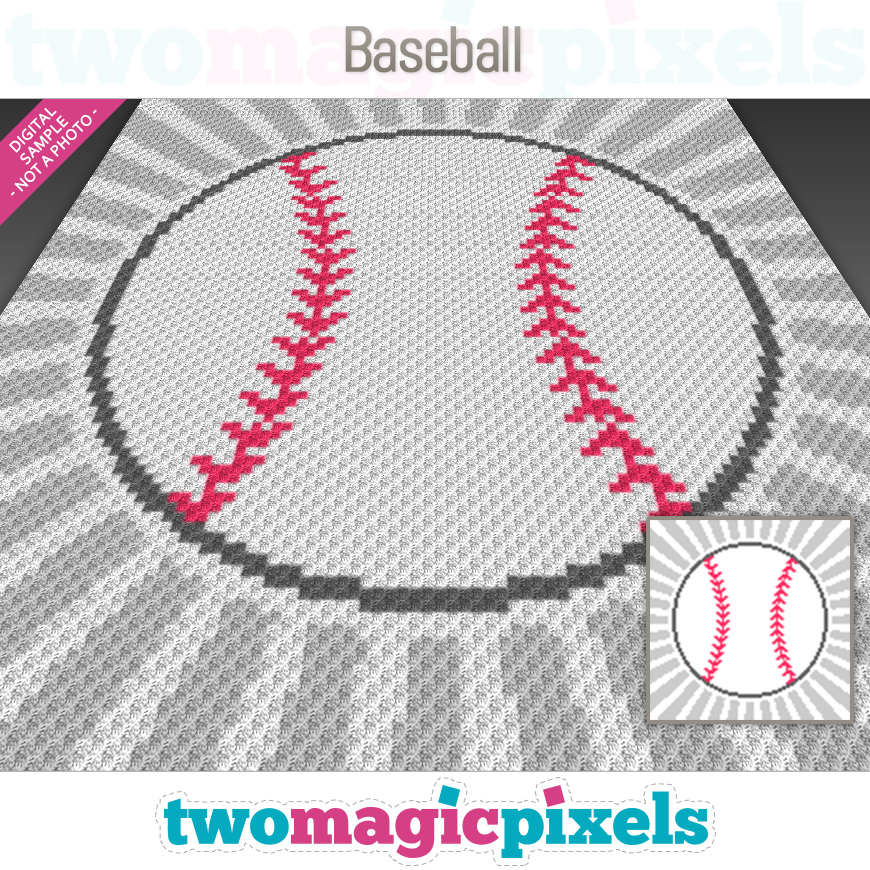 Baseball by Two Magic Pixels