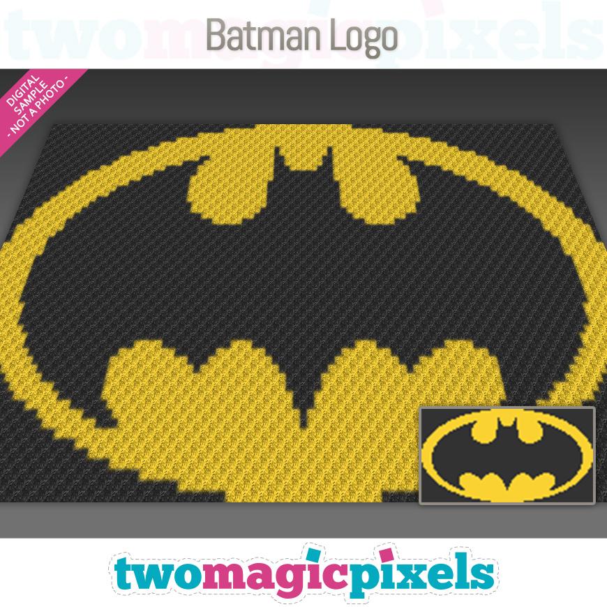 Batman Logo by Two Magic Pixels