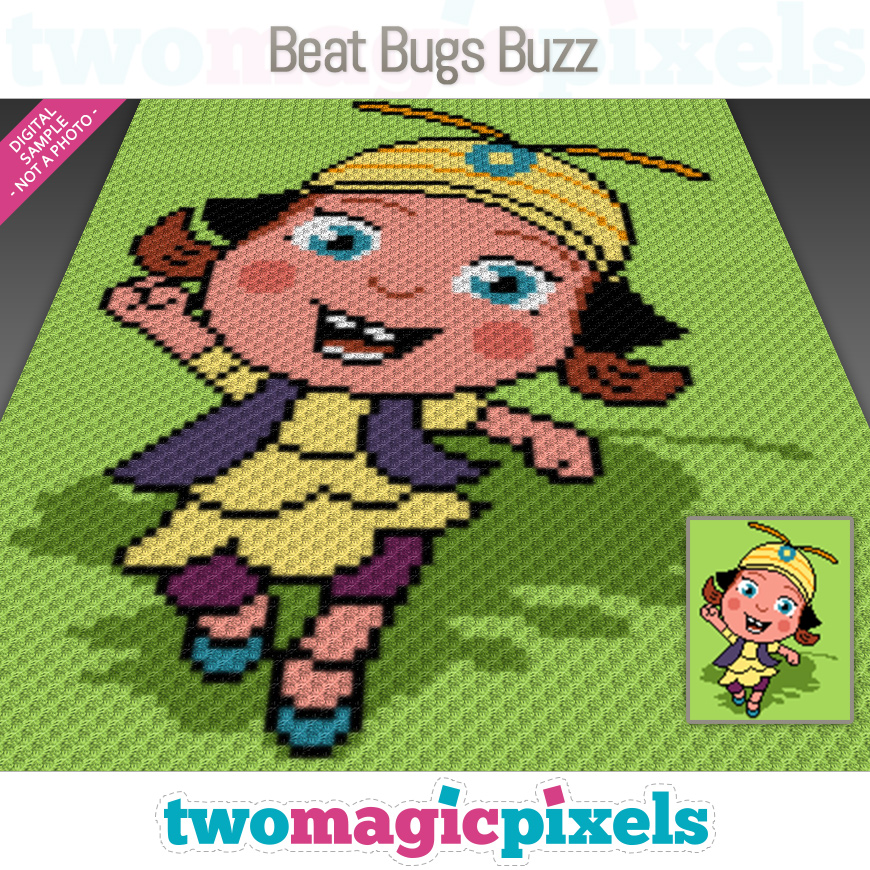Beat Bugs Buzz by Two Magic Pixels