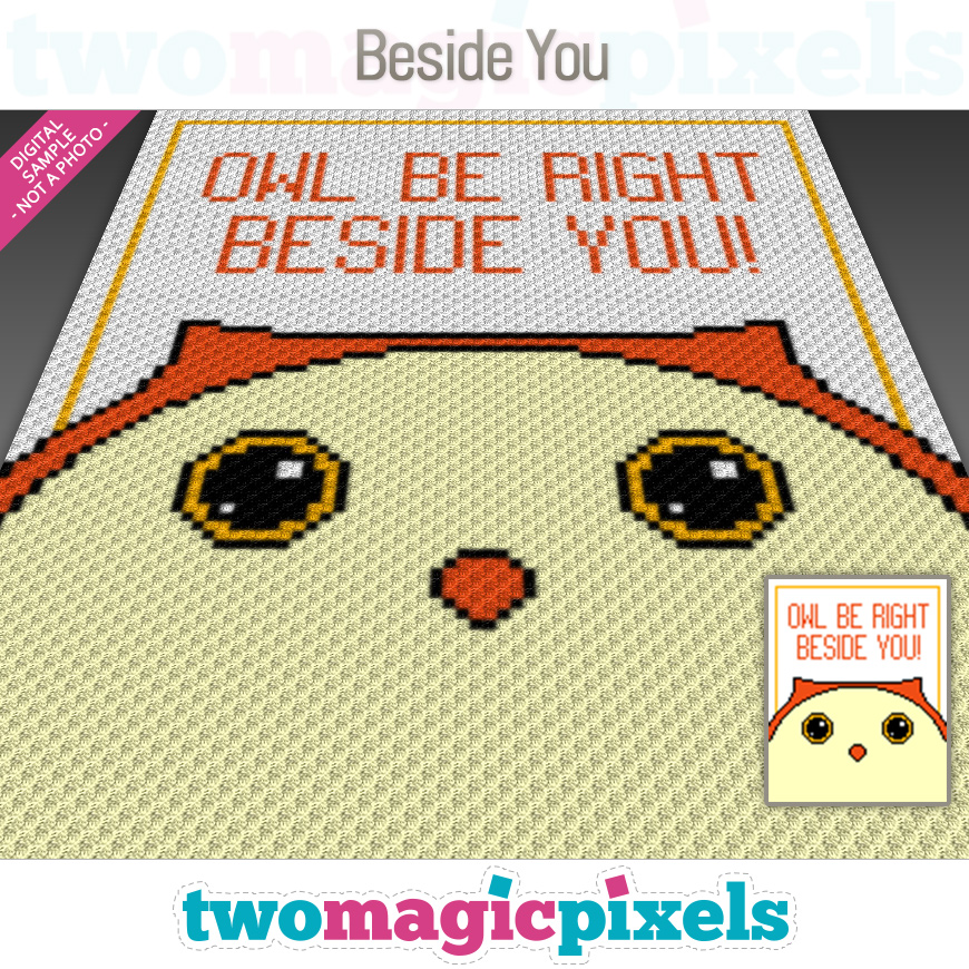 Beside You by Two Magic Pixels