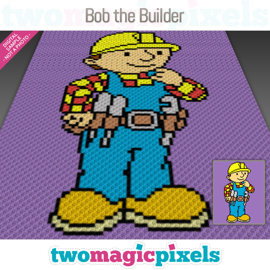 Bob the Builder by Two Magic Pixels