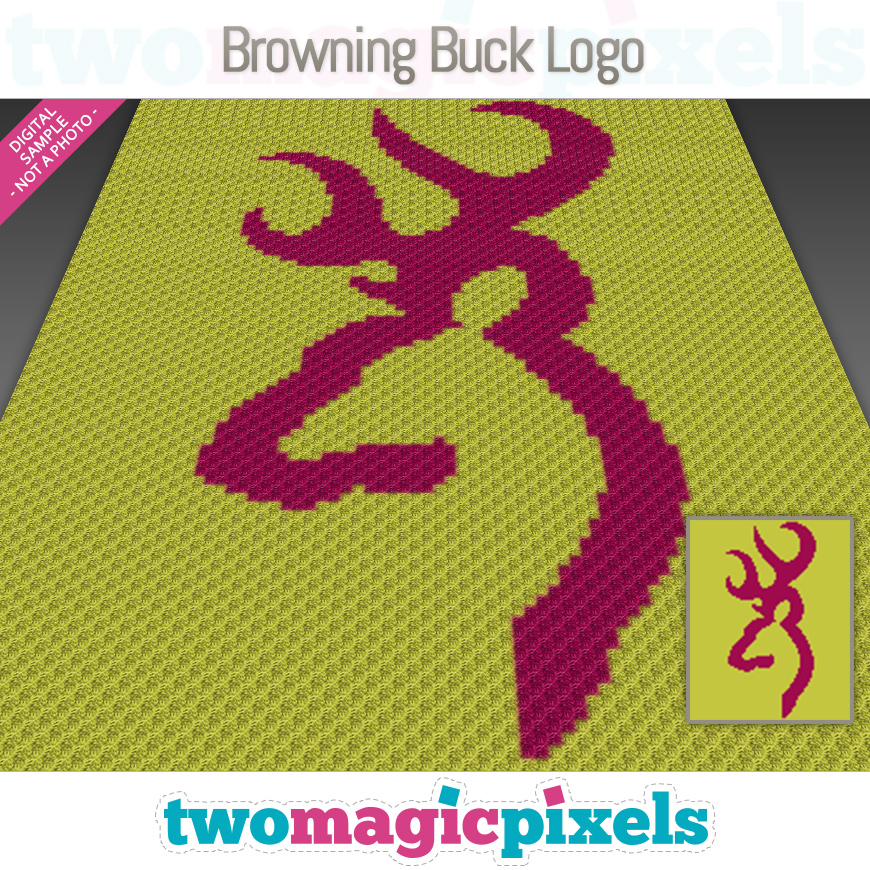Browning Buck Logo by Two Magic Pixels