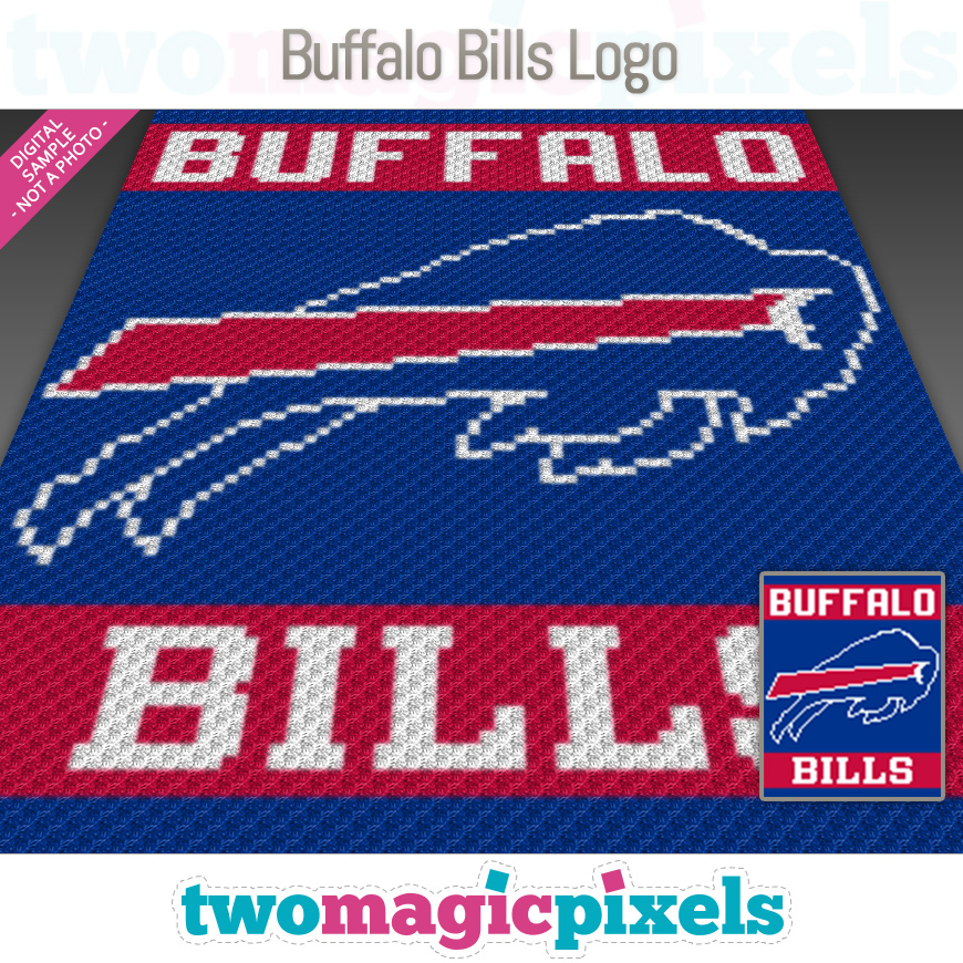 Buffalo Bills Logo by Two Magic Pixels