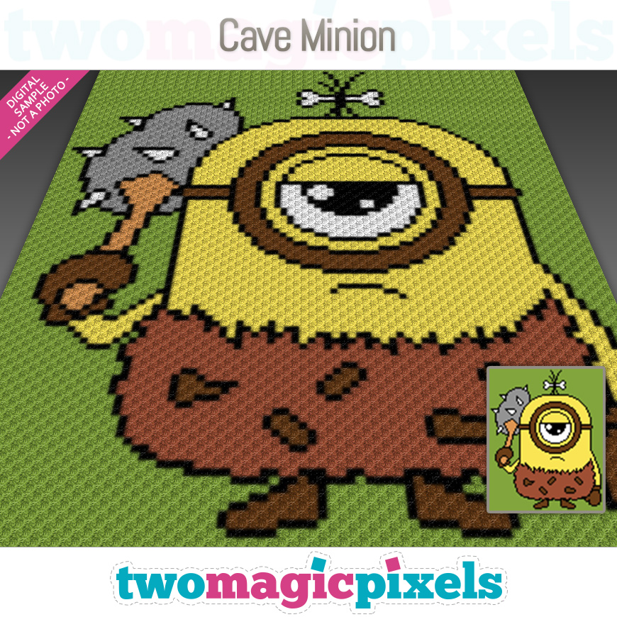 Cave Minion by Two Magic Pixels