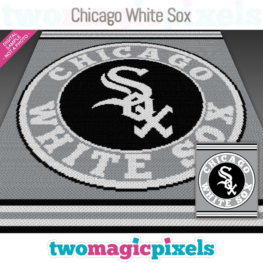 Chicago White Sox by Two Magic Pixels