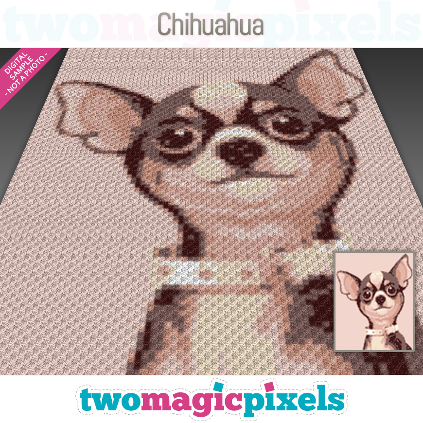 Chihuahua by Two Magic Pixels