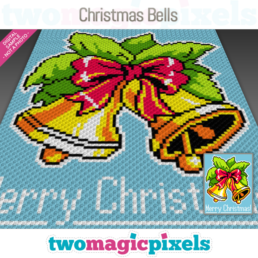 Christmas Bells by Two Magic Pixels