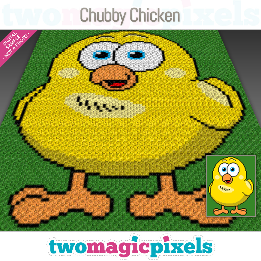 Chubby Chicken by Two Magic Pixels