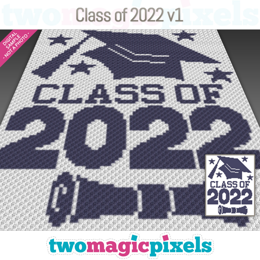 Class of 2022 v1 by Two Magic Pixels