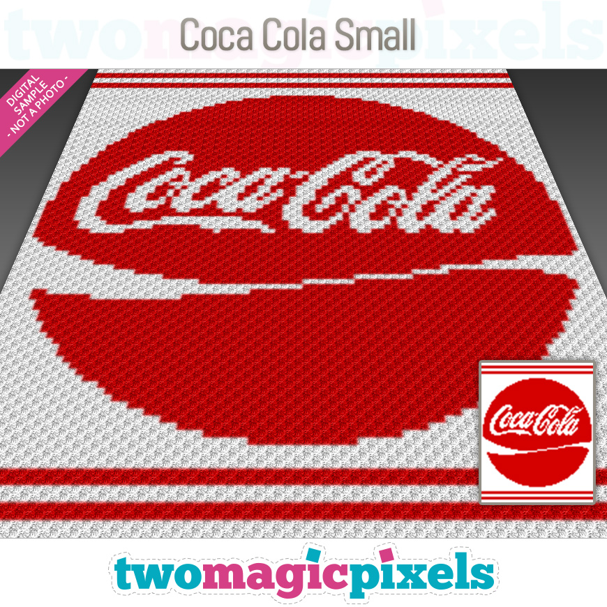 Coca Cola Small by Two Magic Pixels