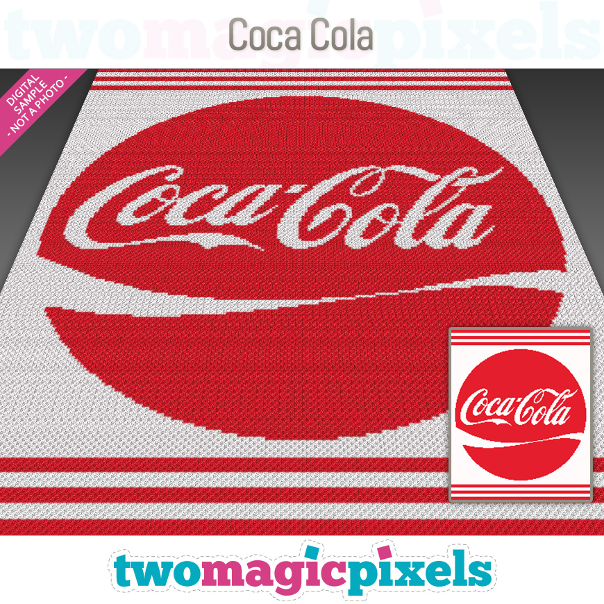 Coca Cola by Two Magic Pixels