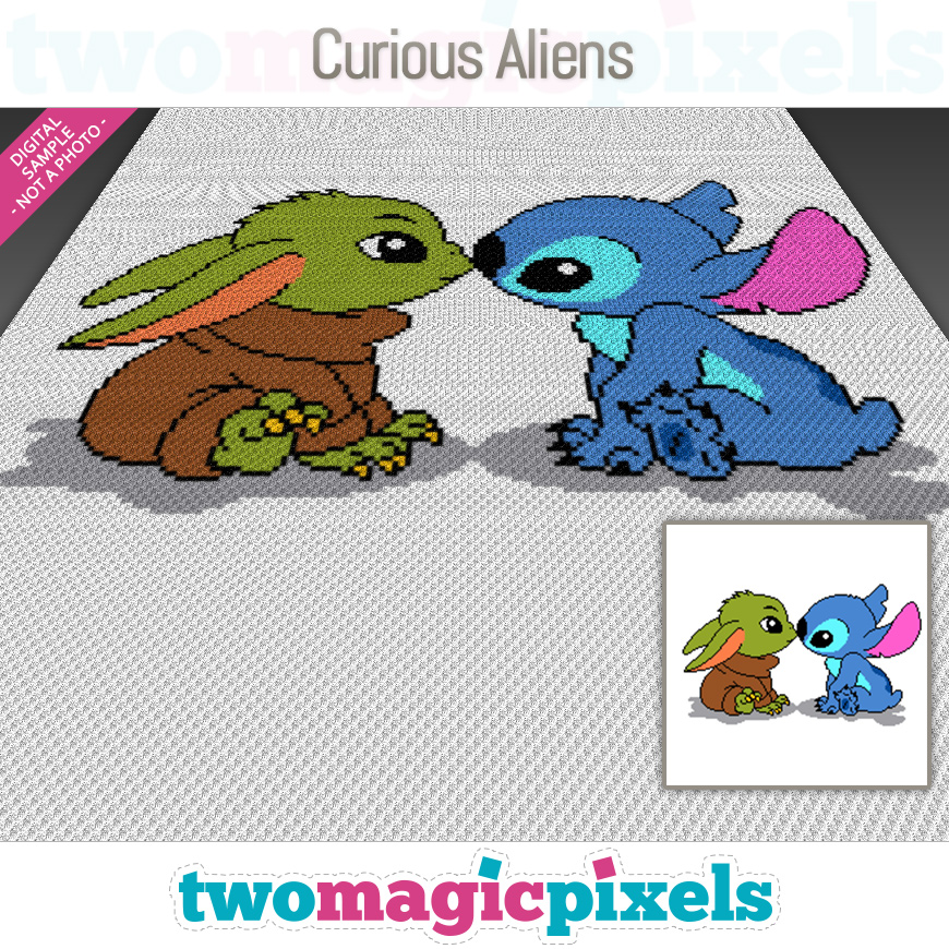 Curious Aliens by Two Magic Pixels
