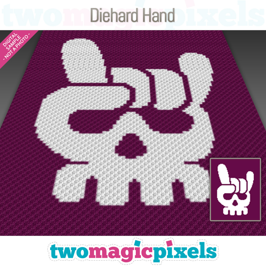 Diehard Hand by Two Magic Pixels