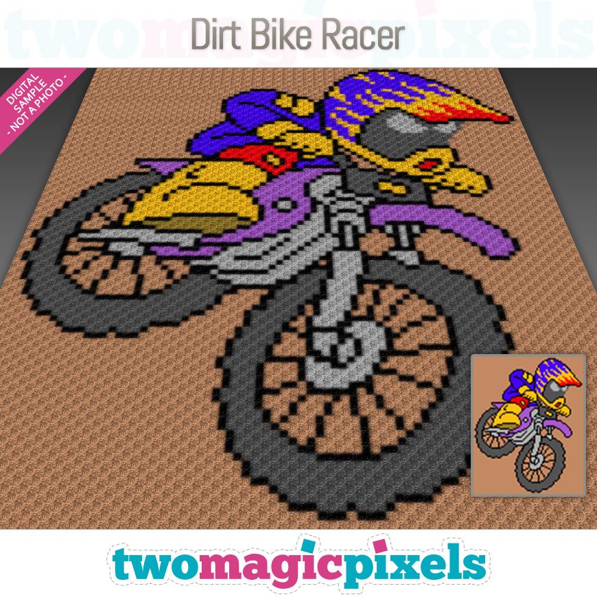 Dirt Bike Racer by Two Magic Pixels