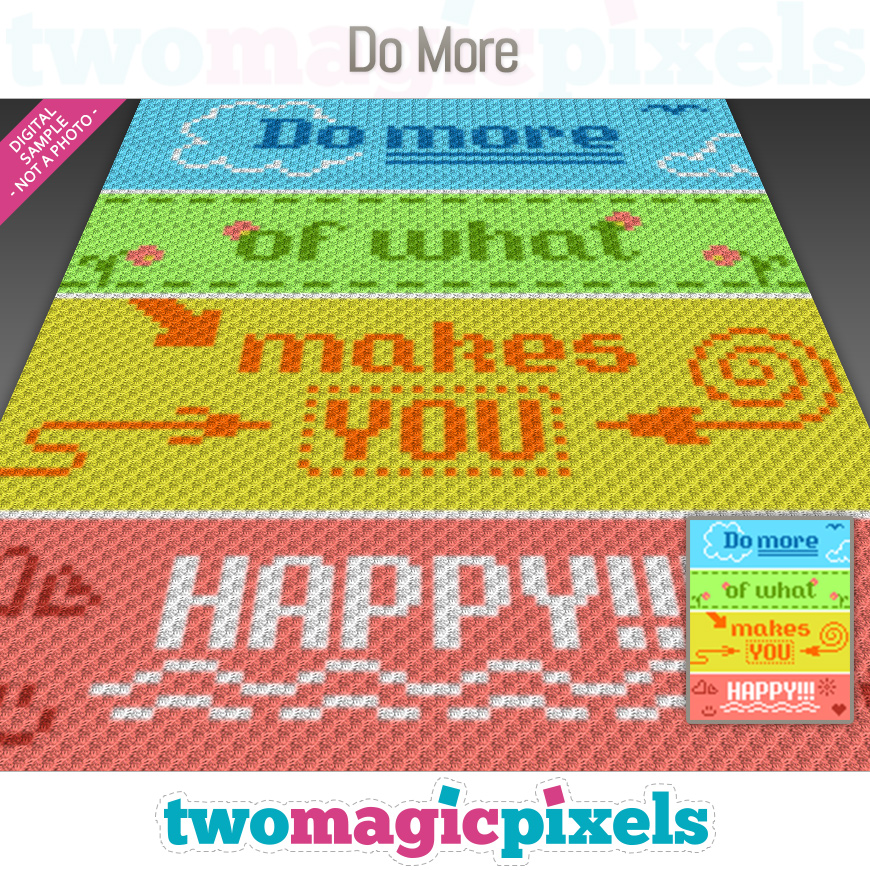 Do More by Two Magic Pixels