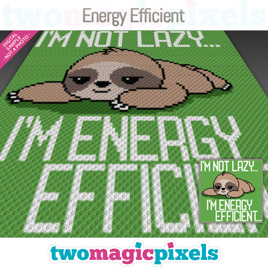 Energy Efficient by Two Magic Pixels