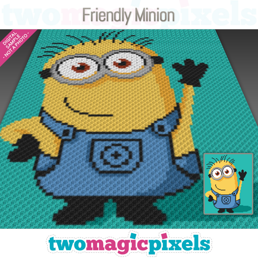 Friendly Minion by Two Magic Pixels