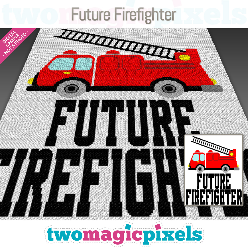 Future Firefighter by Two Magic Pixels