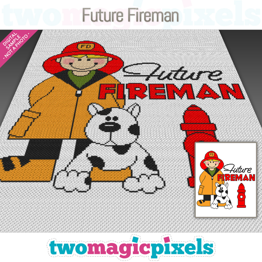 Future Fireman by Two Magic Pixels