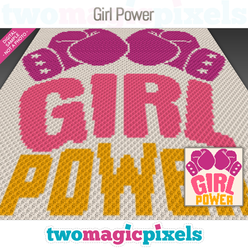 Girl Power by Two Magic Pixels