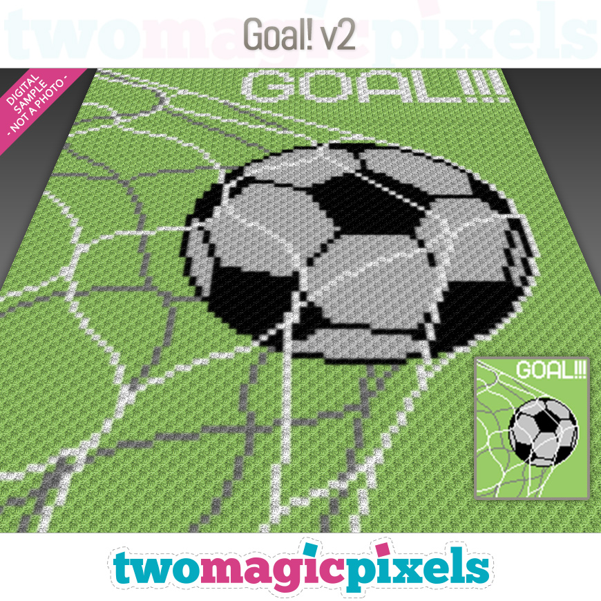 Goal! v2 by Two Magic Pixels