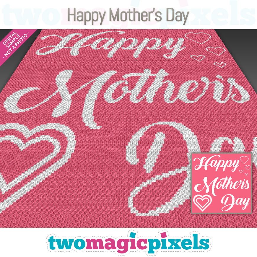 Happy Mother's Day by Two Magic Pixels