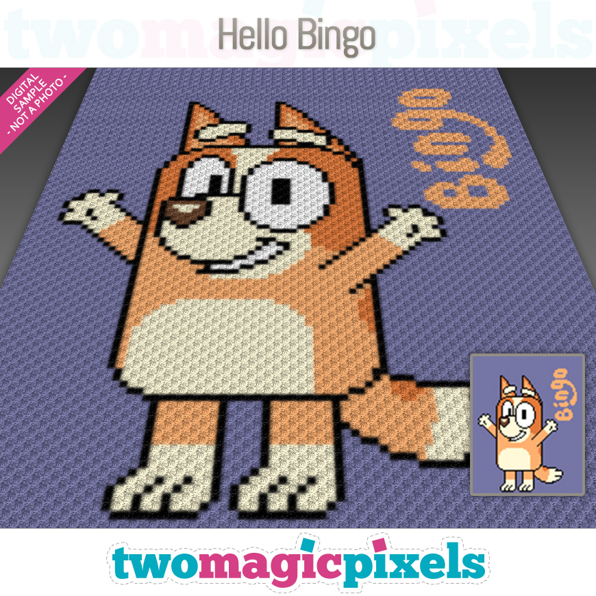 Hello Bingo by Two Magic Pixels