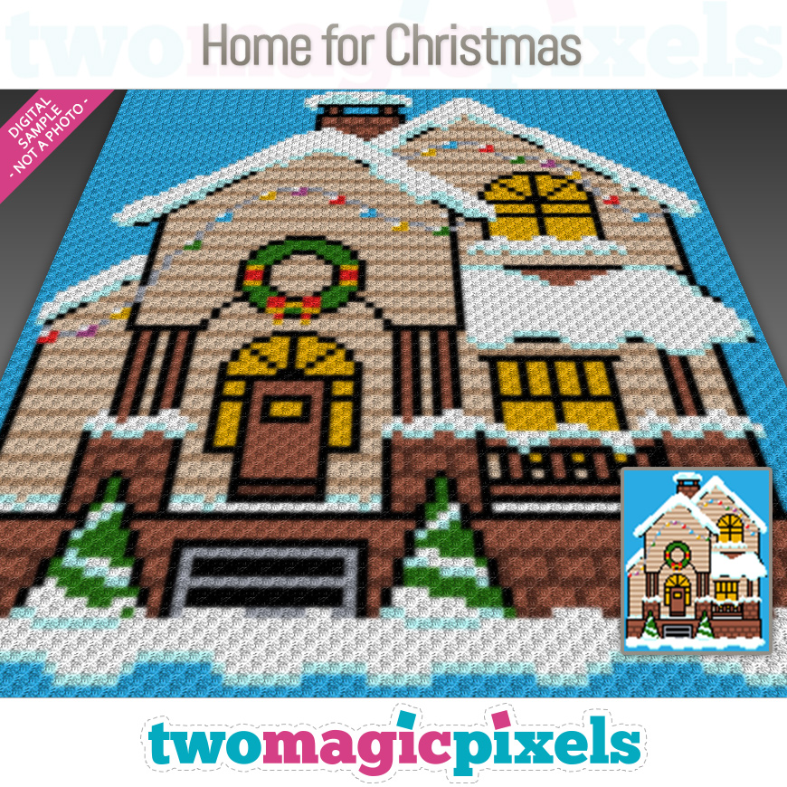 Home for Christmas by Two Magic Pixels