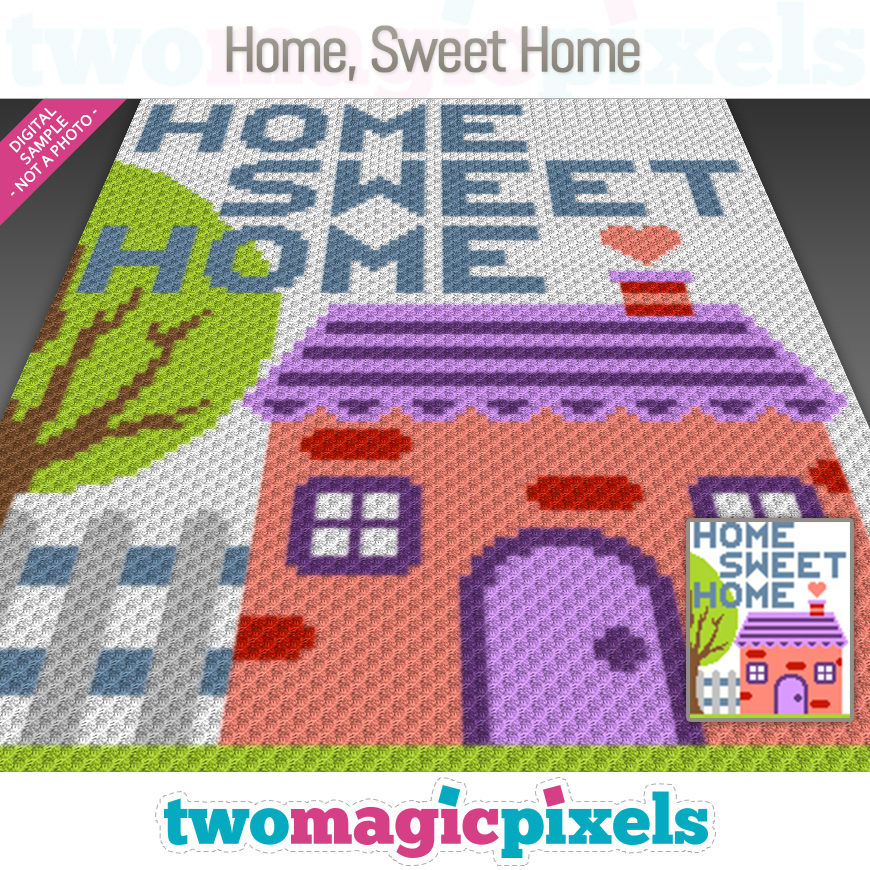 Home, Sweet Home by Two Magic Pixels