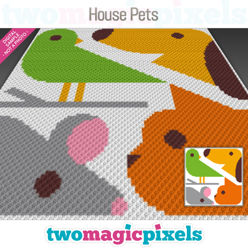House Pets by Two Magic Pixels