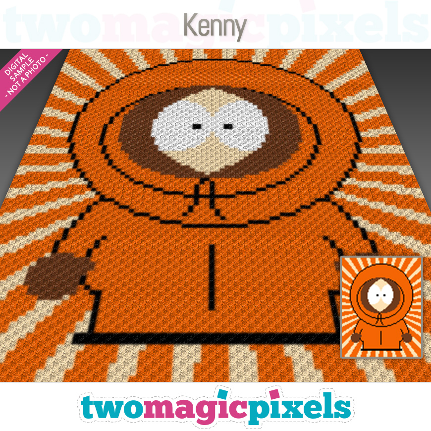 Kenny by Two Magic Pixels