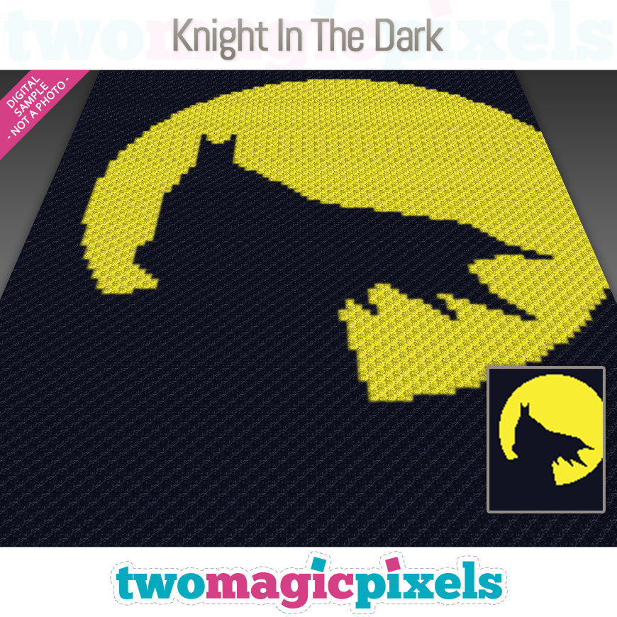 Knight In The Dark by Two Magic Pixels