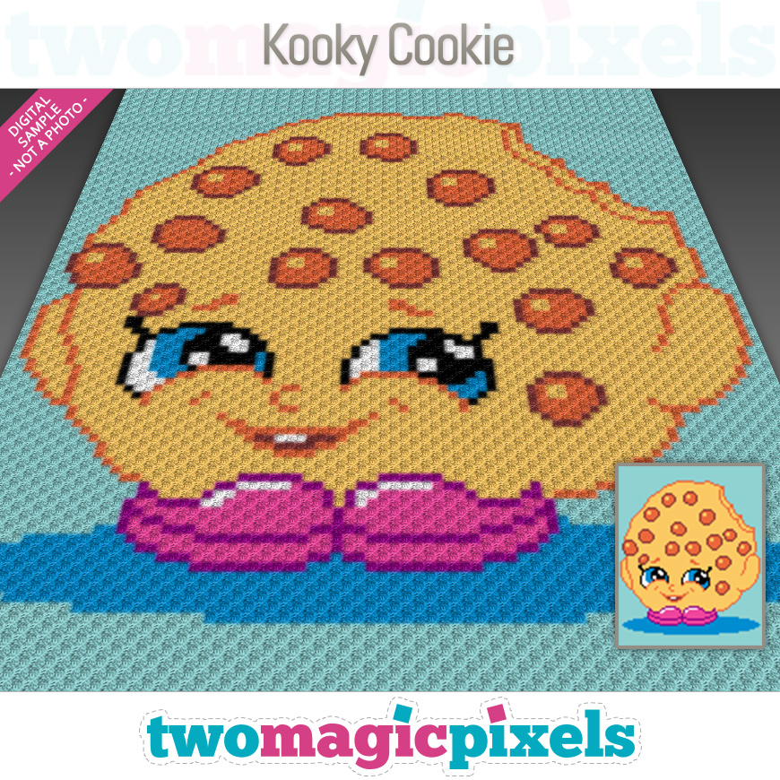 Kooky Cookie by Two Magic Pixels