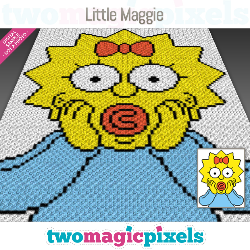 Little Maggie by Two Magic Pixels