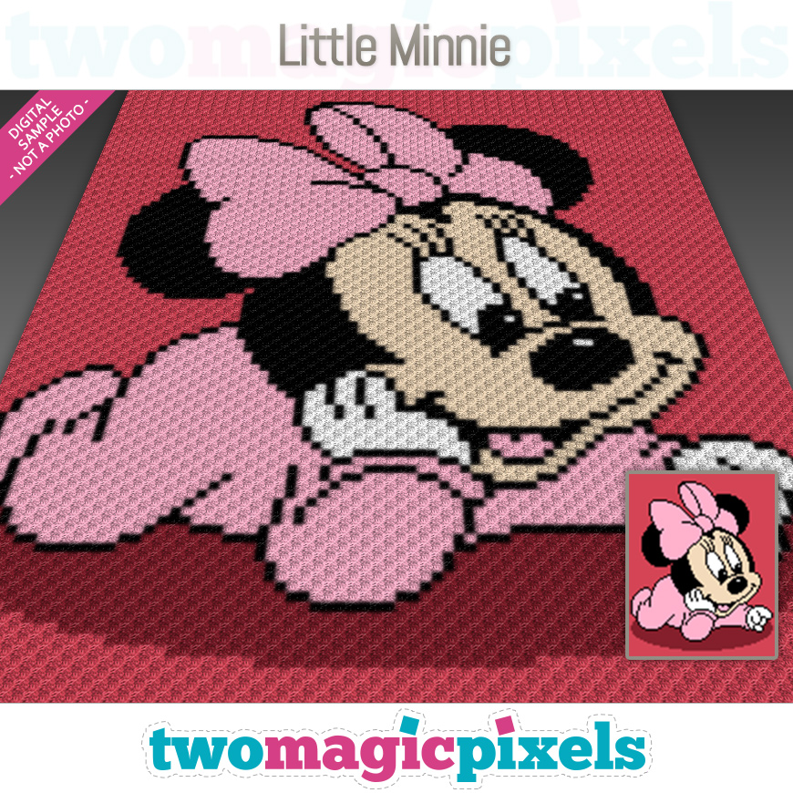 Little Minnie by Two Magic Pixels