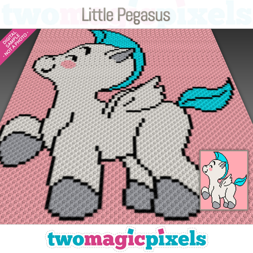 Little Pegasus by Two Magic Pixels