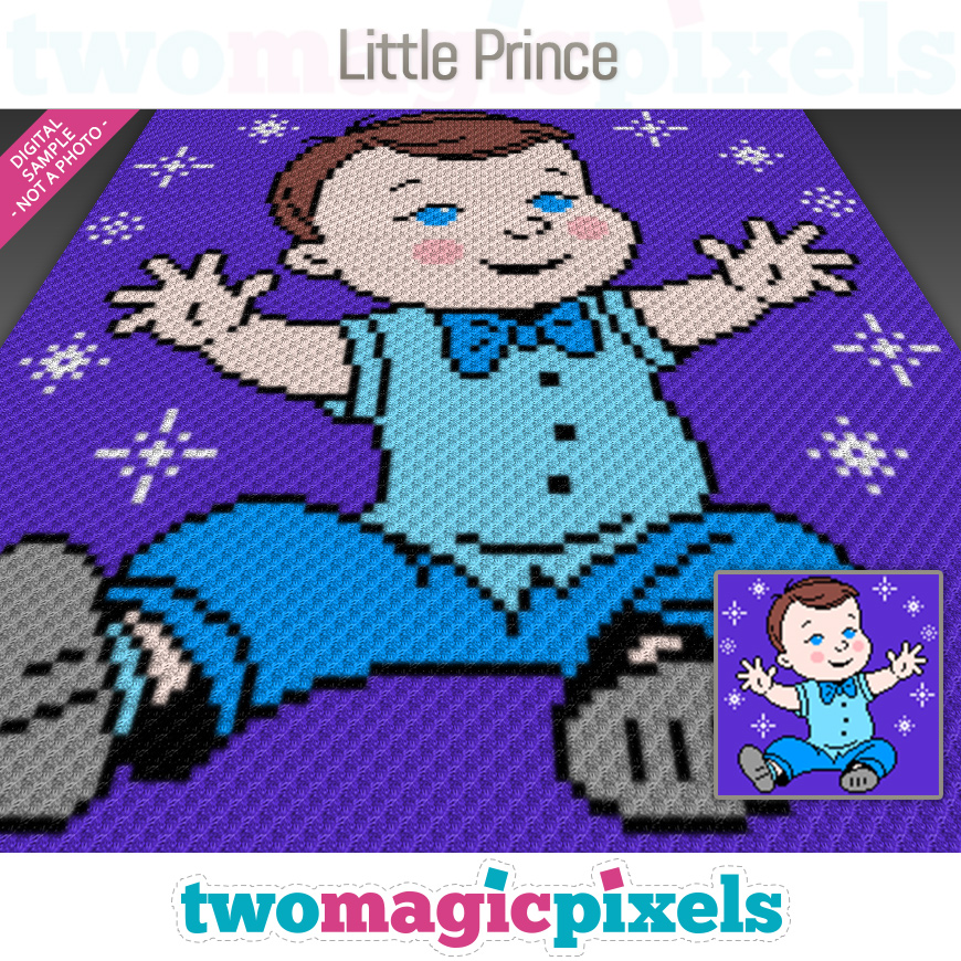 Little Prince by Two Magic Pixels