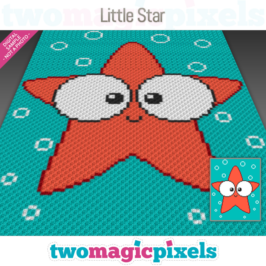 Little Star by Two Magic Pixels