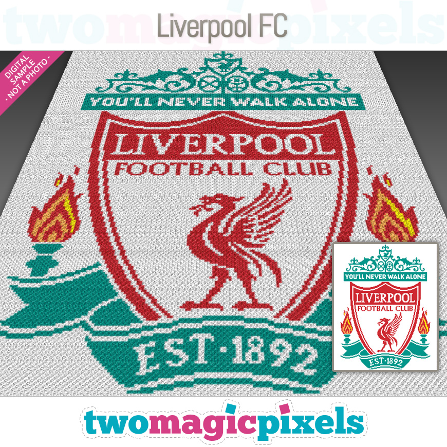 Liverpool Football Club by Two Magic Pixels