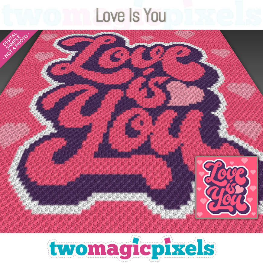 Love Is You by Two Magic Pixels