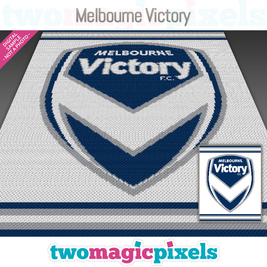 Melbourne Victory by Two Magic Pixels