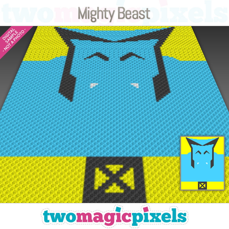 Mighty Beast by Two Magic Pixels