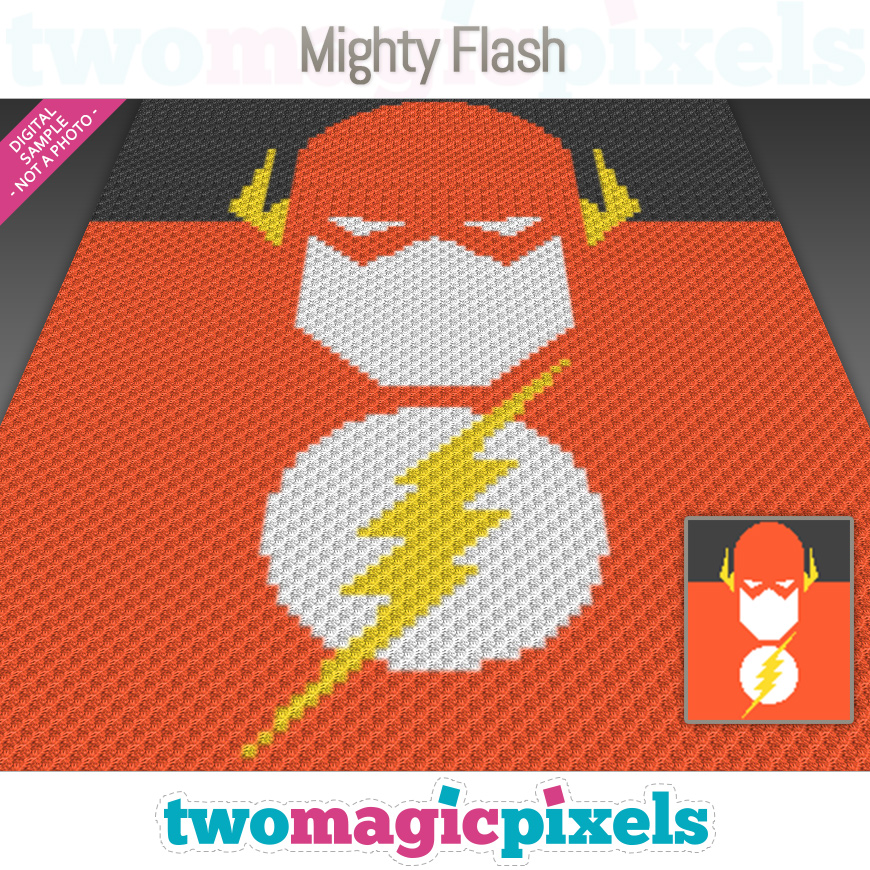 Mighty Flash by Two Magic Pixels